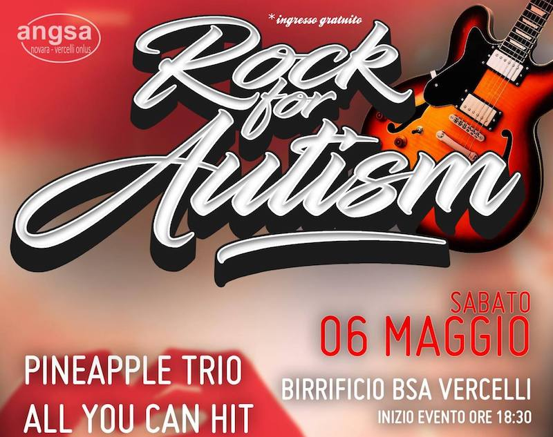 ROCK FOR AUTISM - VERCELLI