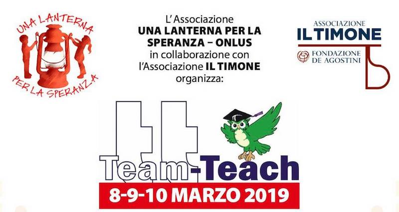 Team Teach Novara