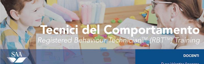 Corso per Tecnici del Comportamento - Registered Behavior Technician™ (RBT™) - PIEMONTE